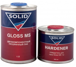 SOLID Gloss MS