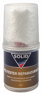 SOLID Polyester Reparaturset